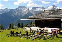 Mountainbike Valle Aurina
